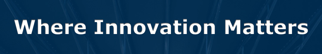 Where Innovation Matters